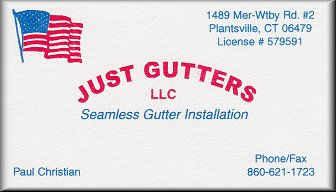 Just Gutters LLC